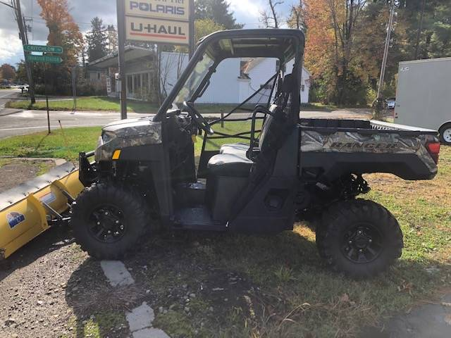 2018 Polaris Ranger XP 1000 EPS in Olean, New York - Photo 1