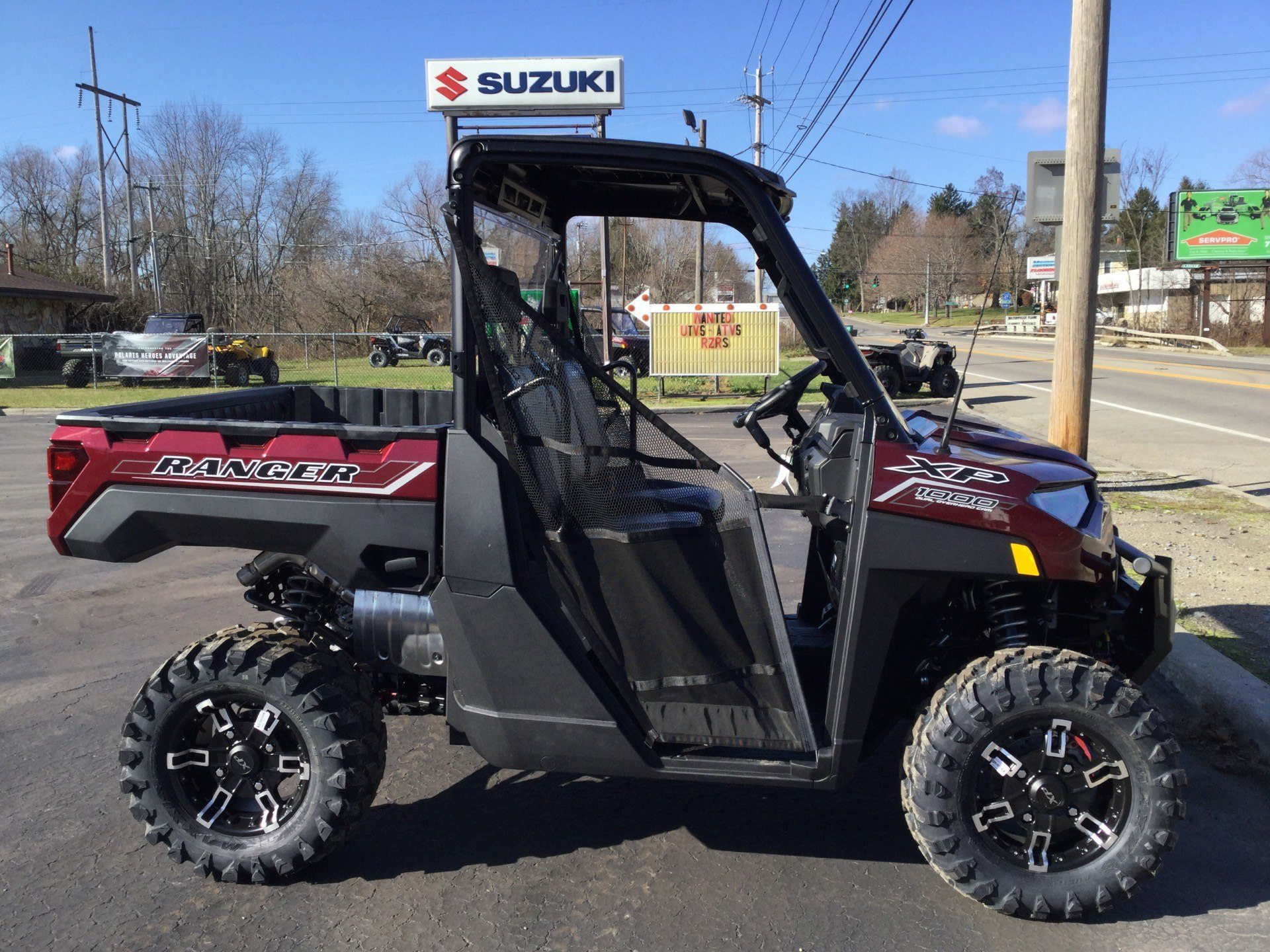 2021 Polaris Ranger XP 1000 Premium + Ride Command Package in Olean, New York - Photo 1