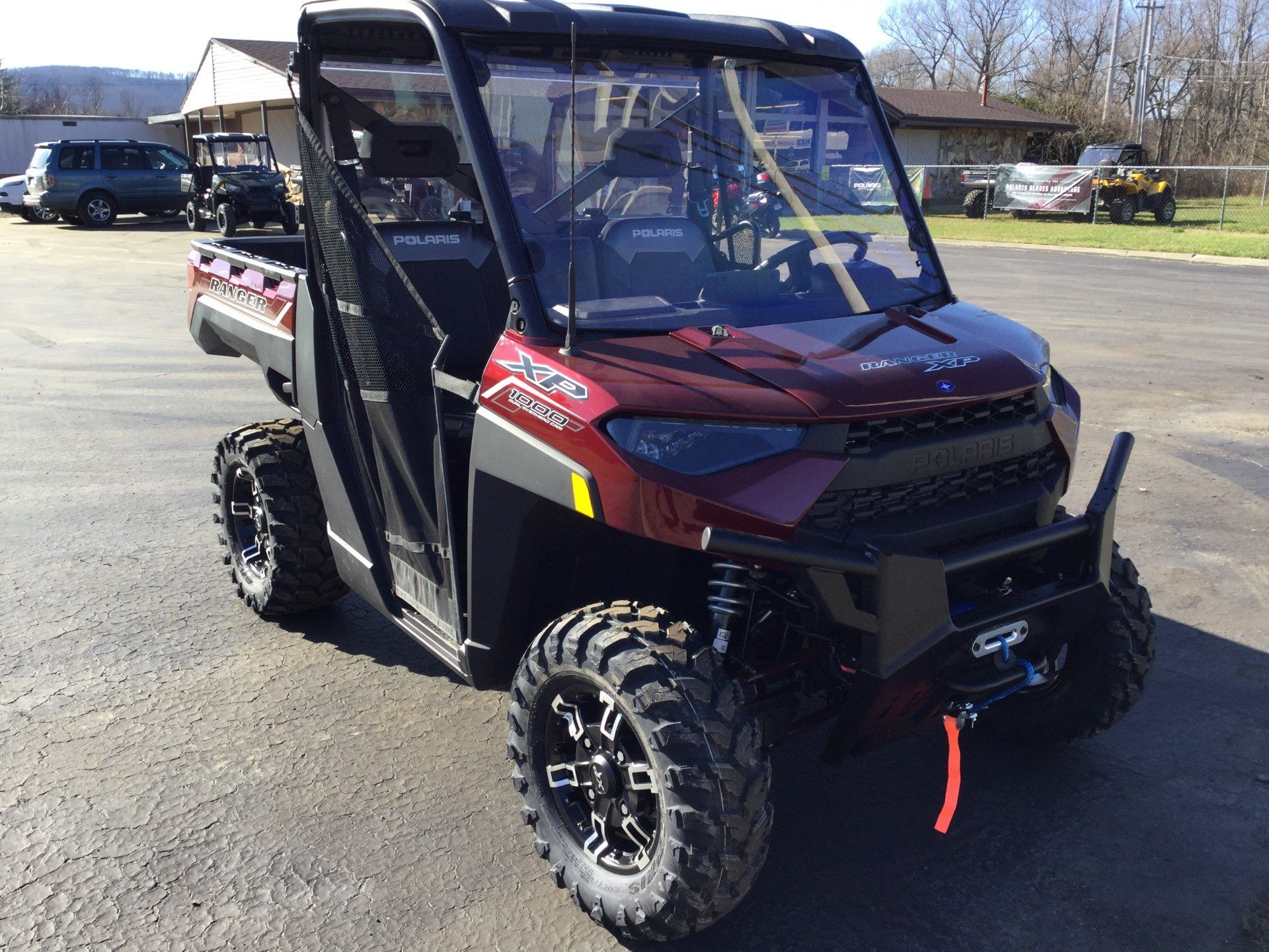 2021 Polaris Ranger XP 1000 Premium + Ride Command Package in Olean, New York - Photo 2