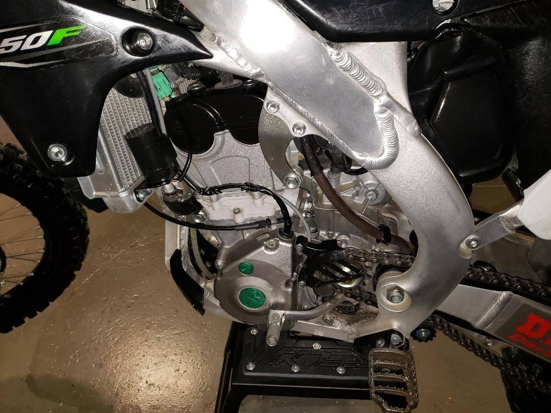 2016 Kawasaki KX 250f 5