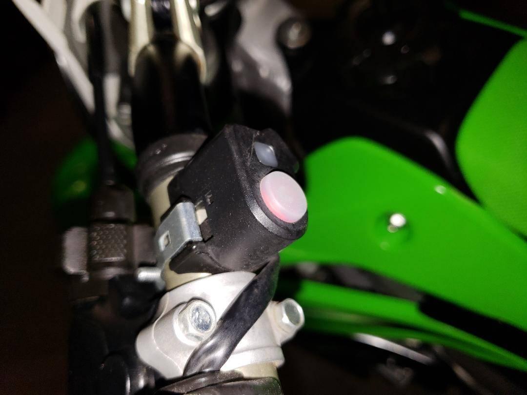 2016 Kawasaki KX 250f 8