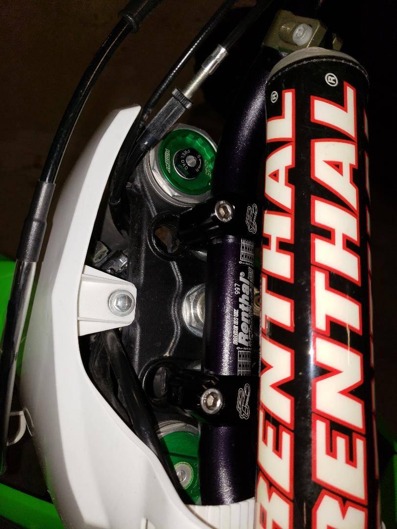 2016 Kawasaki KX 250f 9
