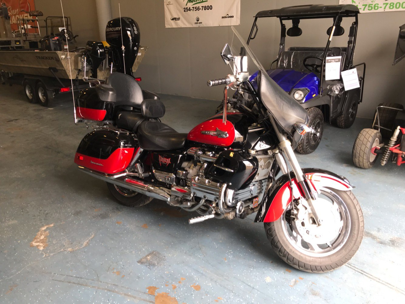 2000 Honda Valkyrie GL1500 in Waco, Texas - Photo 1