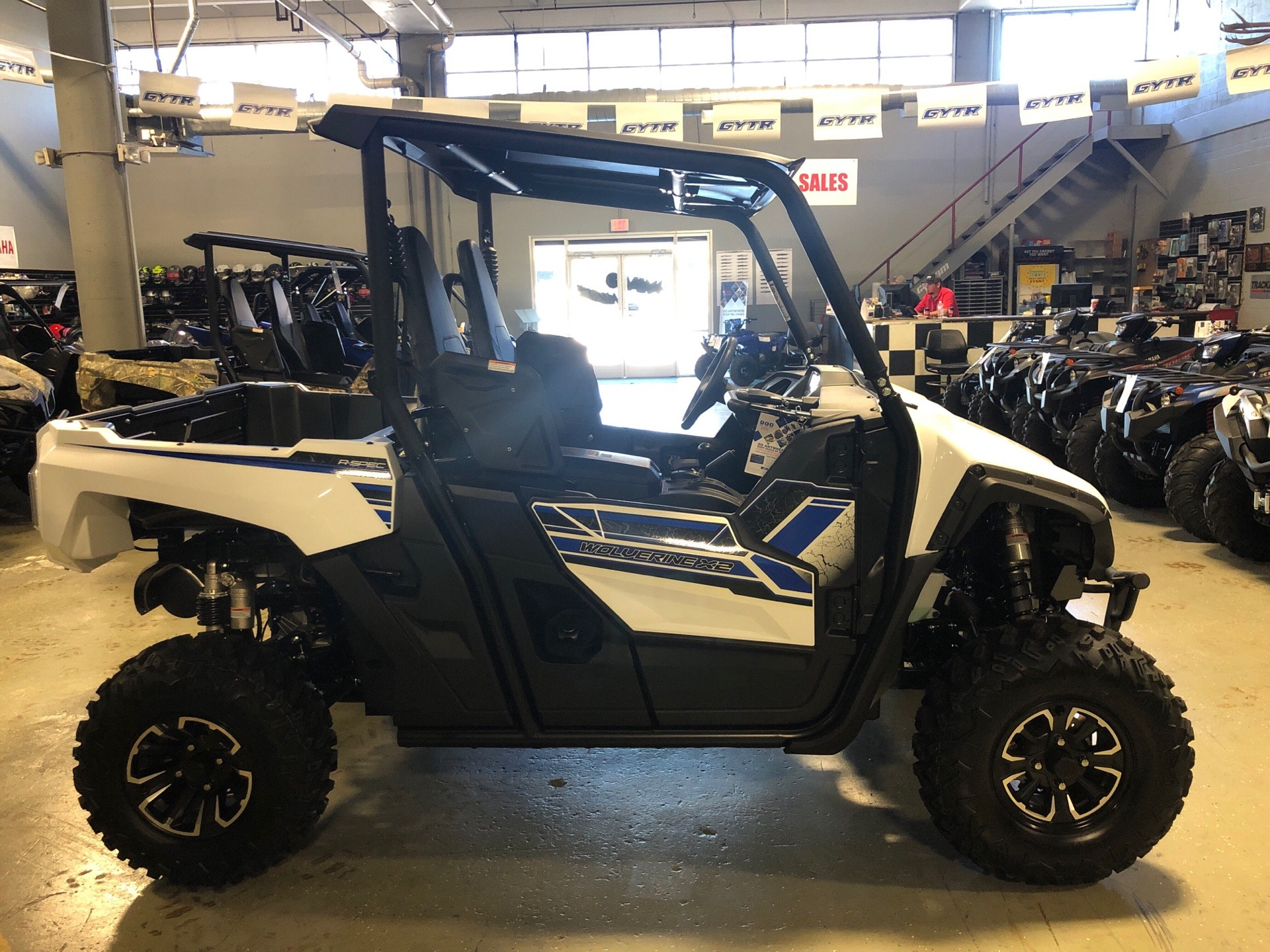 2019 Yamaha Wolverine X2 R-Spec in Waco, Texas - Photo 4