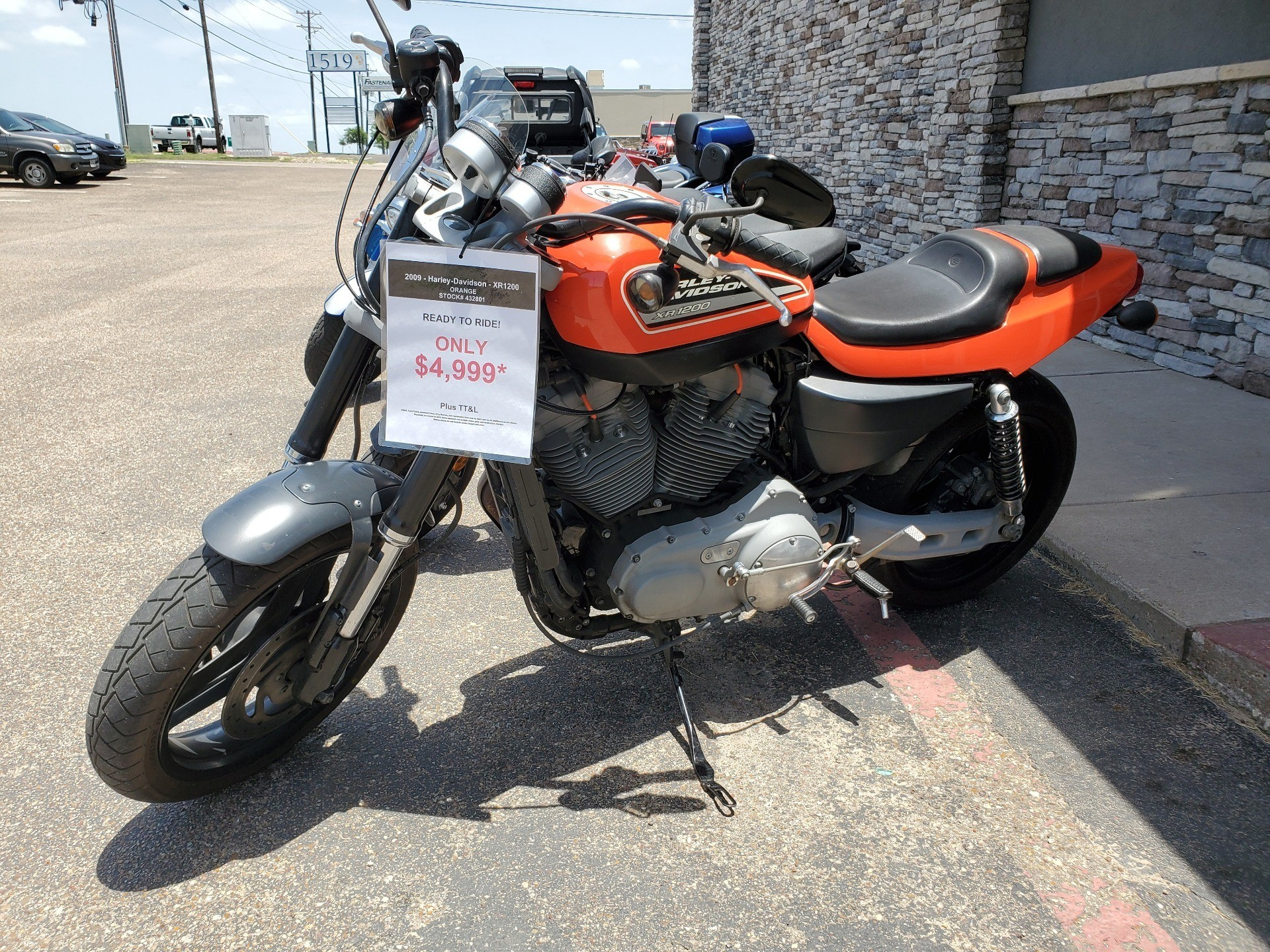 2009 Harley-Davidson XR1200 in Waco, Texas - Photo 2