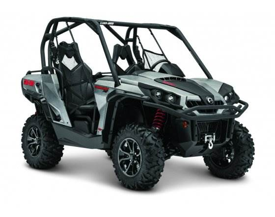 2017 Can-Am ssv commander xt 1000 in Waco, Texas