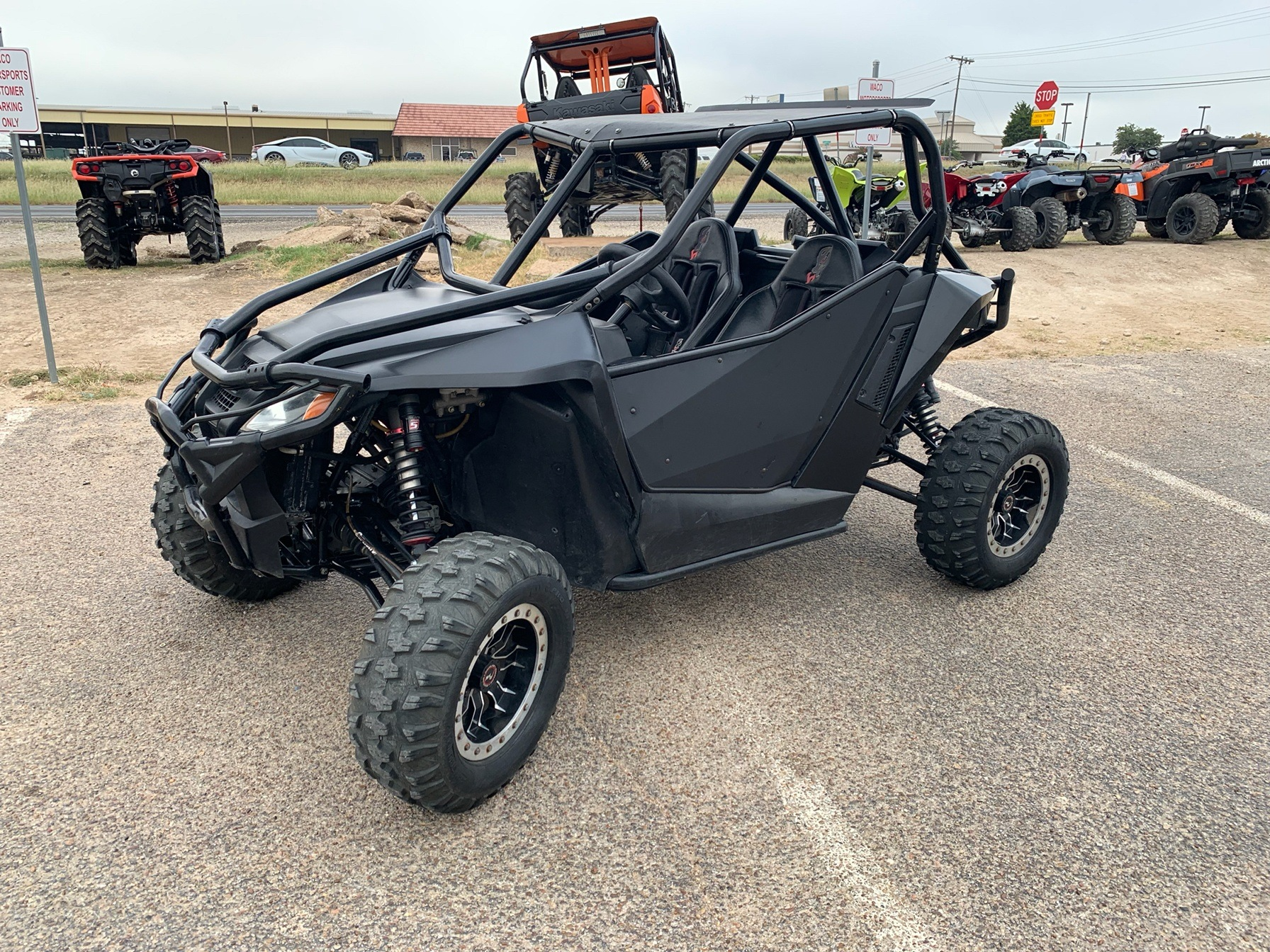 2015 Arctic Cat Wildcat Sport Limited in Waco, Texas - Photo 1