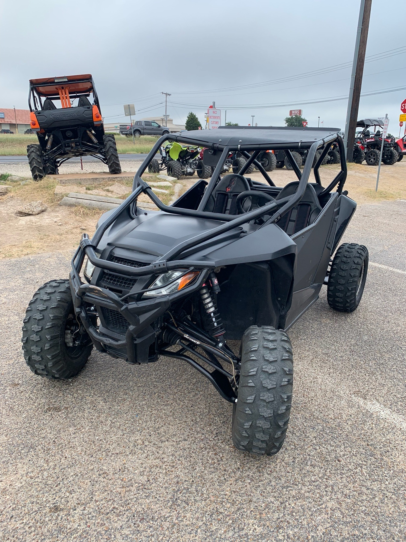 2015 Arctic Cat Wildcat Sport Limited in Waco, Texas - Photo 2
