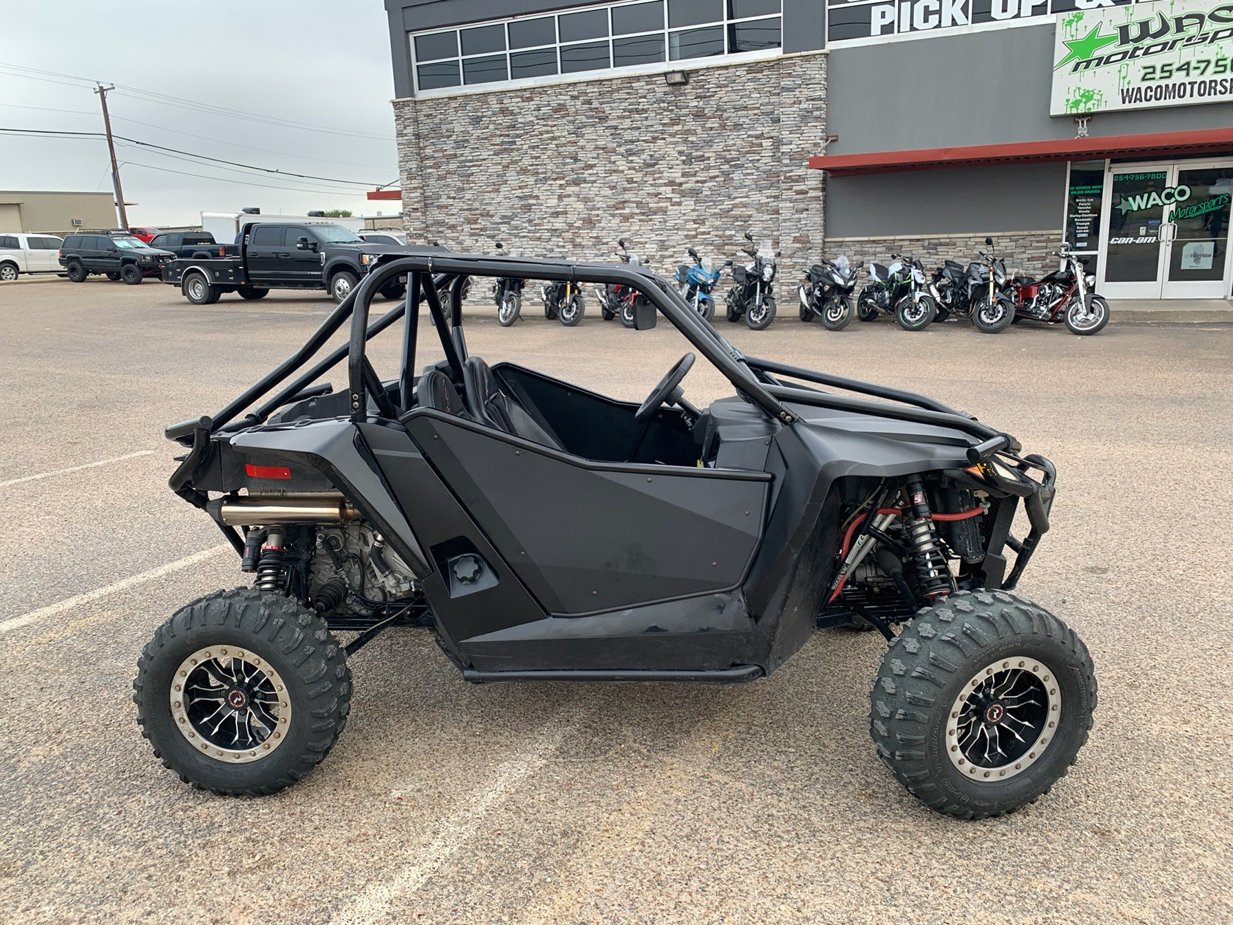 2015 Arctic Cat Wildcat Sport Limited in Waco, Texas - Photo 4