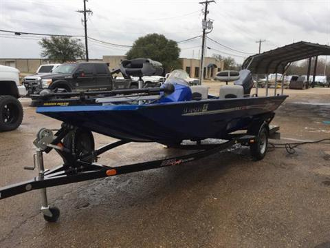 2017 Alumacraft Prowler 165 in Waco, Texas - Photo 1