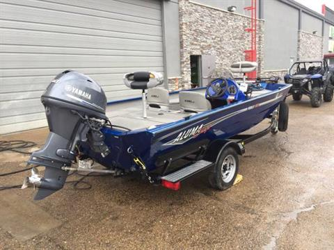 2017 Alumacraft Prowler 165 in Waco, Texas - Photo 2