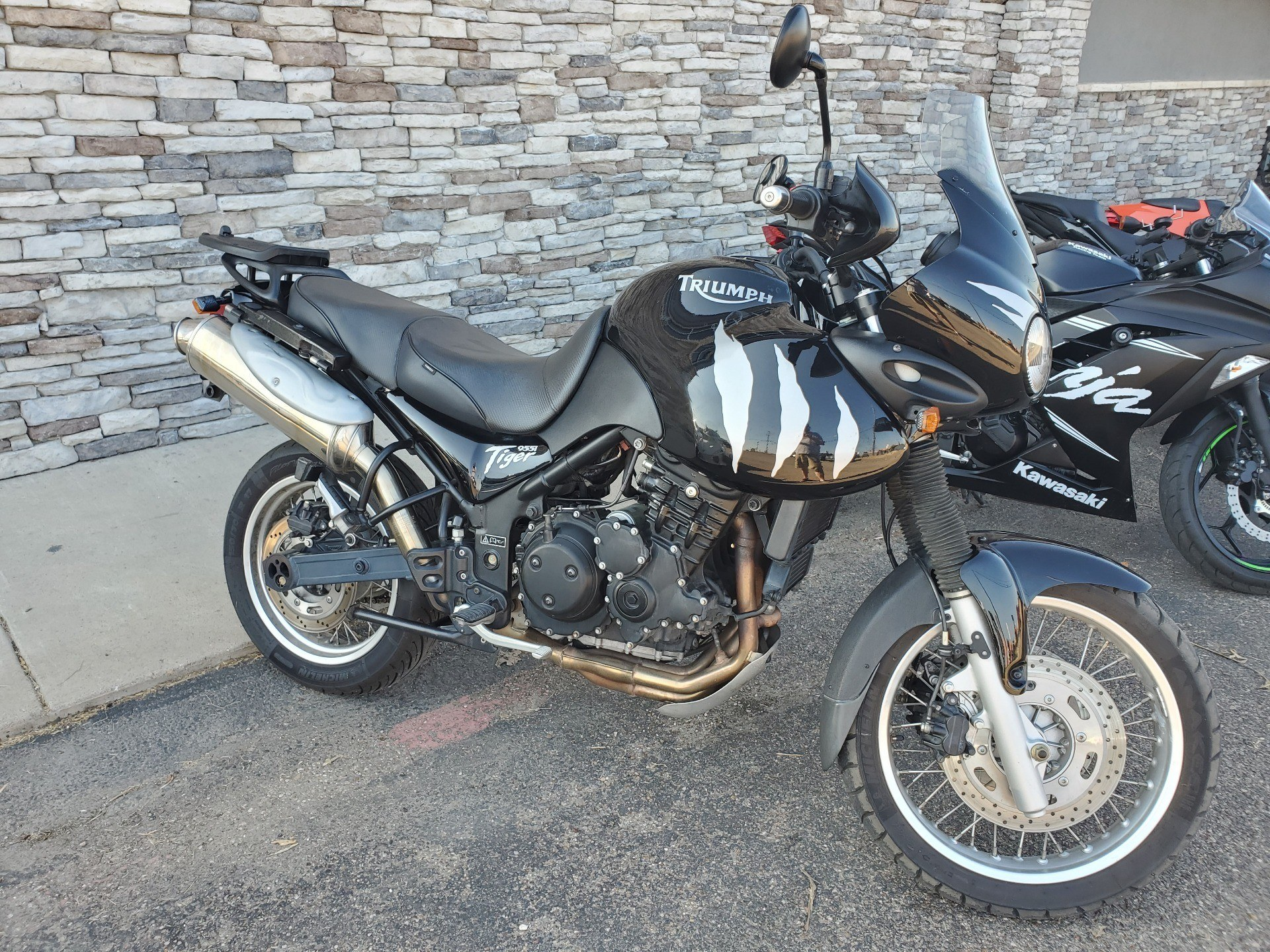 2002 Triumph Tiger in Waco, Texas - Photo 1