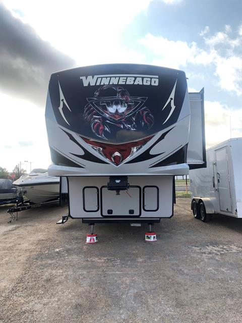 2017 winnebago scorpion toyhauler in Waco, Texas - Photo 2