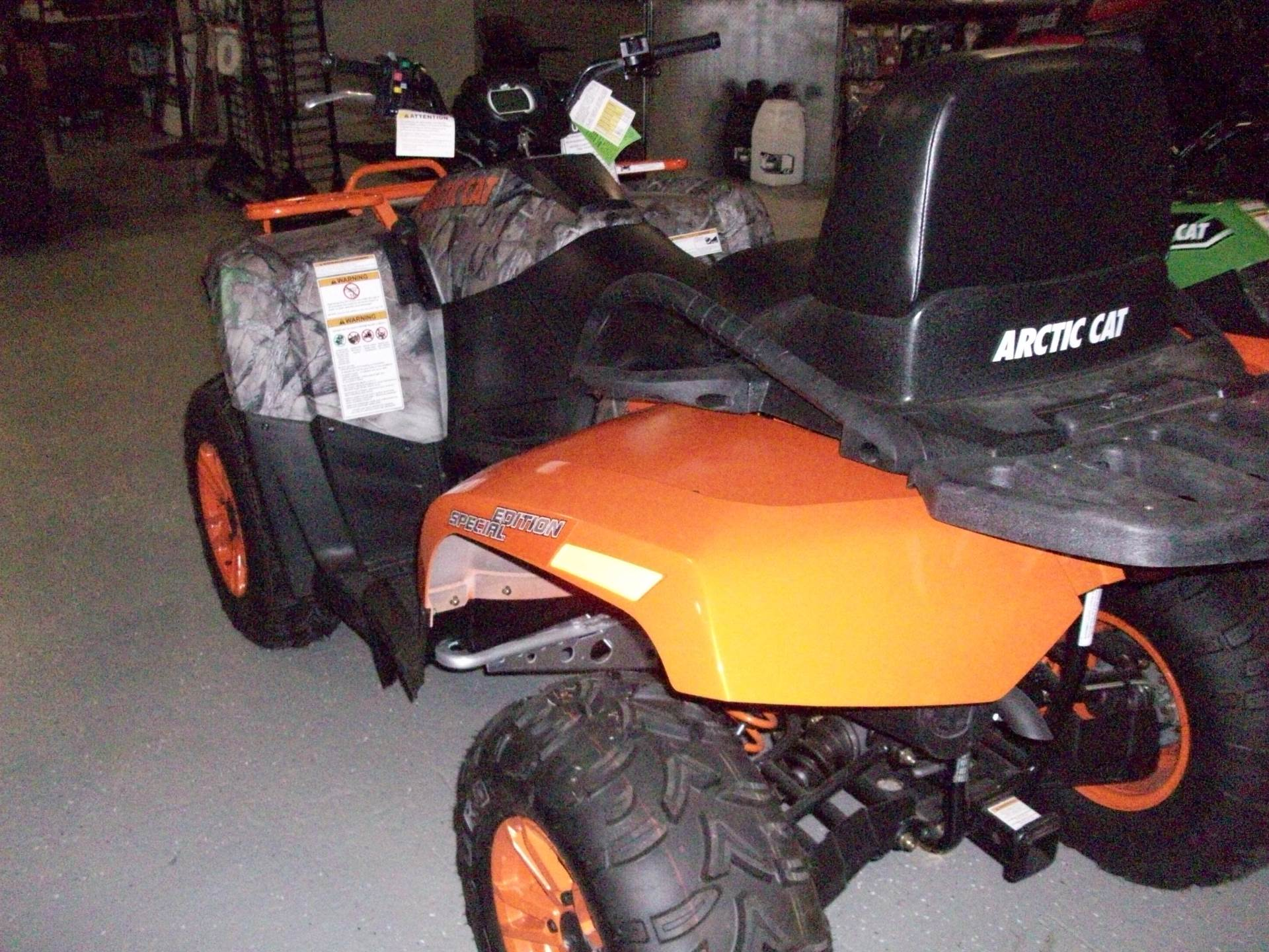 2016 Arctic Cat TRV 700 Special Edition in Waco, Texas