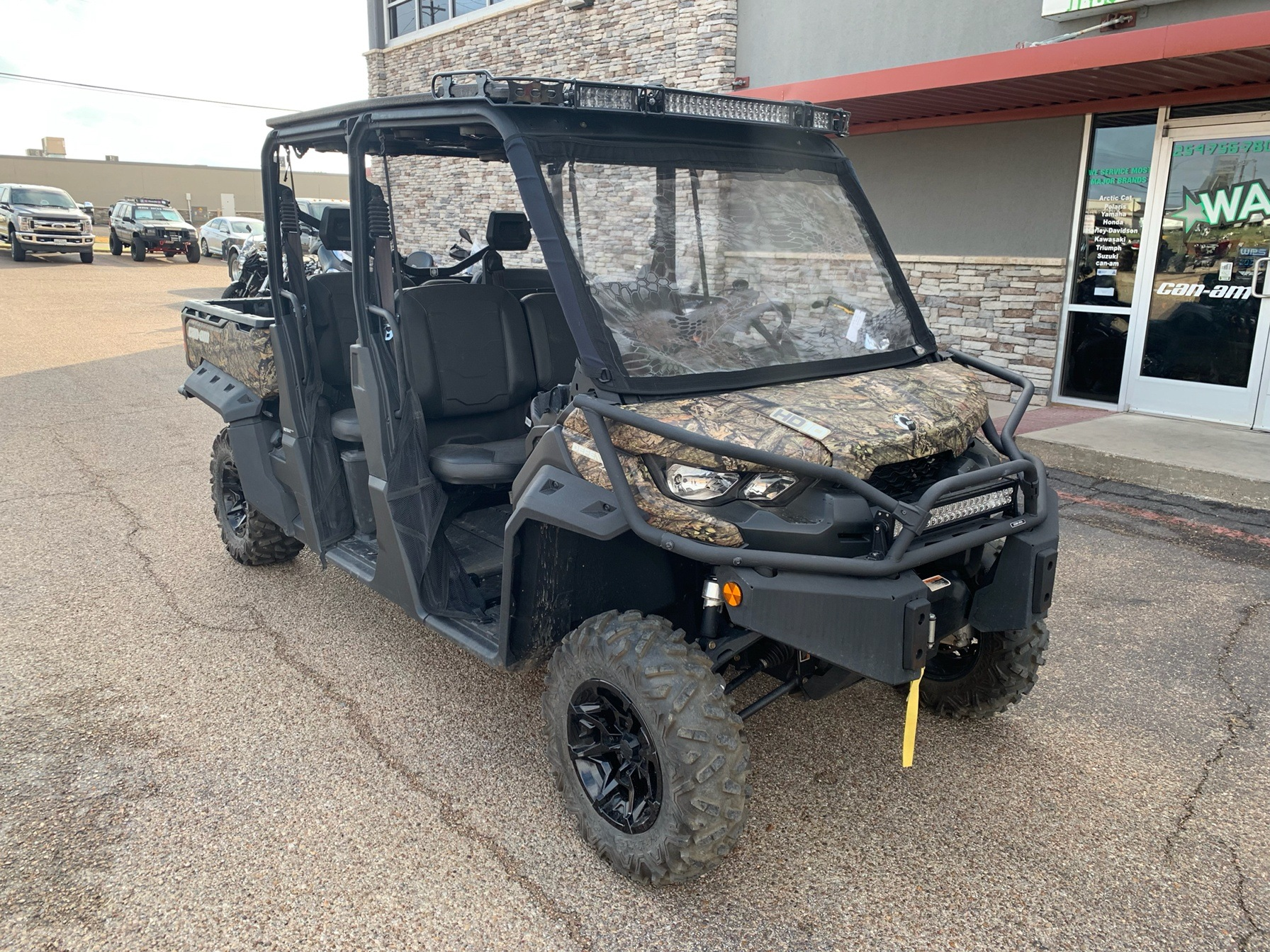2017 Can-Am Defender MAX XT HD10 in Waco, Texas - Photo 2