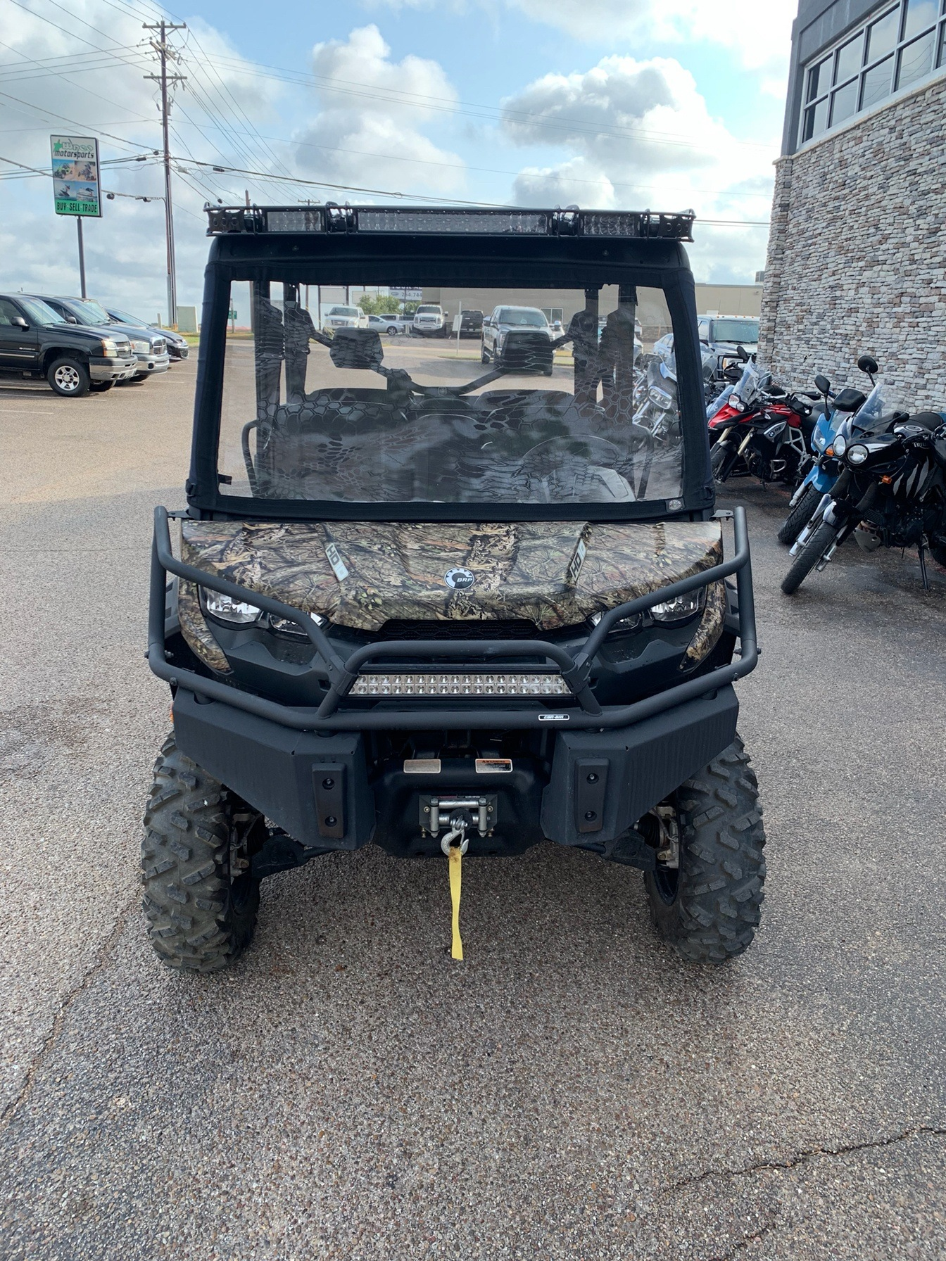 2017 Can-Am Defender MAX XT HD10 in Waco, Texas - Photo 3
