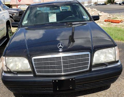 Amazing 1997 Mercedes Benz Mercedes Benz In Waco, Texas