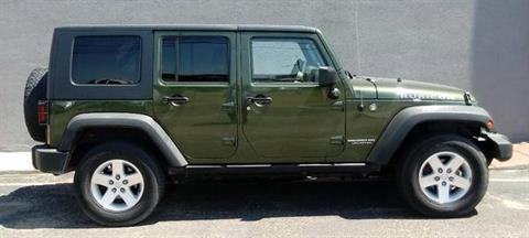 2007 Jeep WRANGLER RUBICON in Waco, Texas