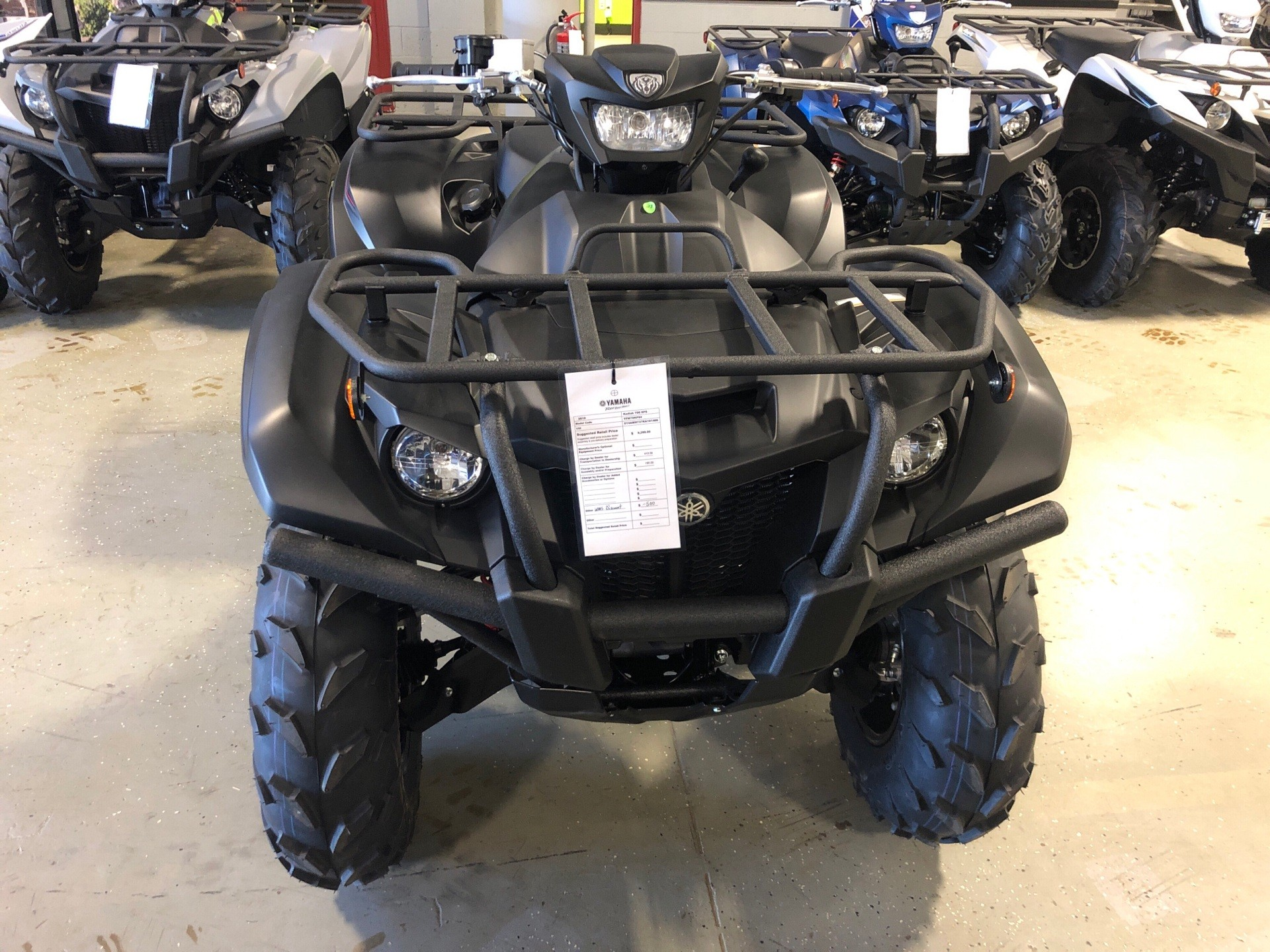 2019 YAMAHA YFM70KPSKB in Waco, Texas - Photo 2