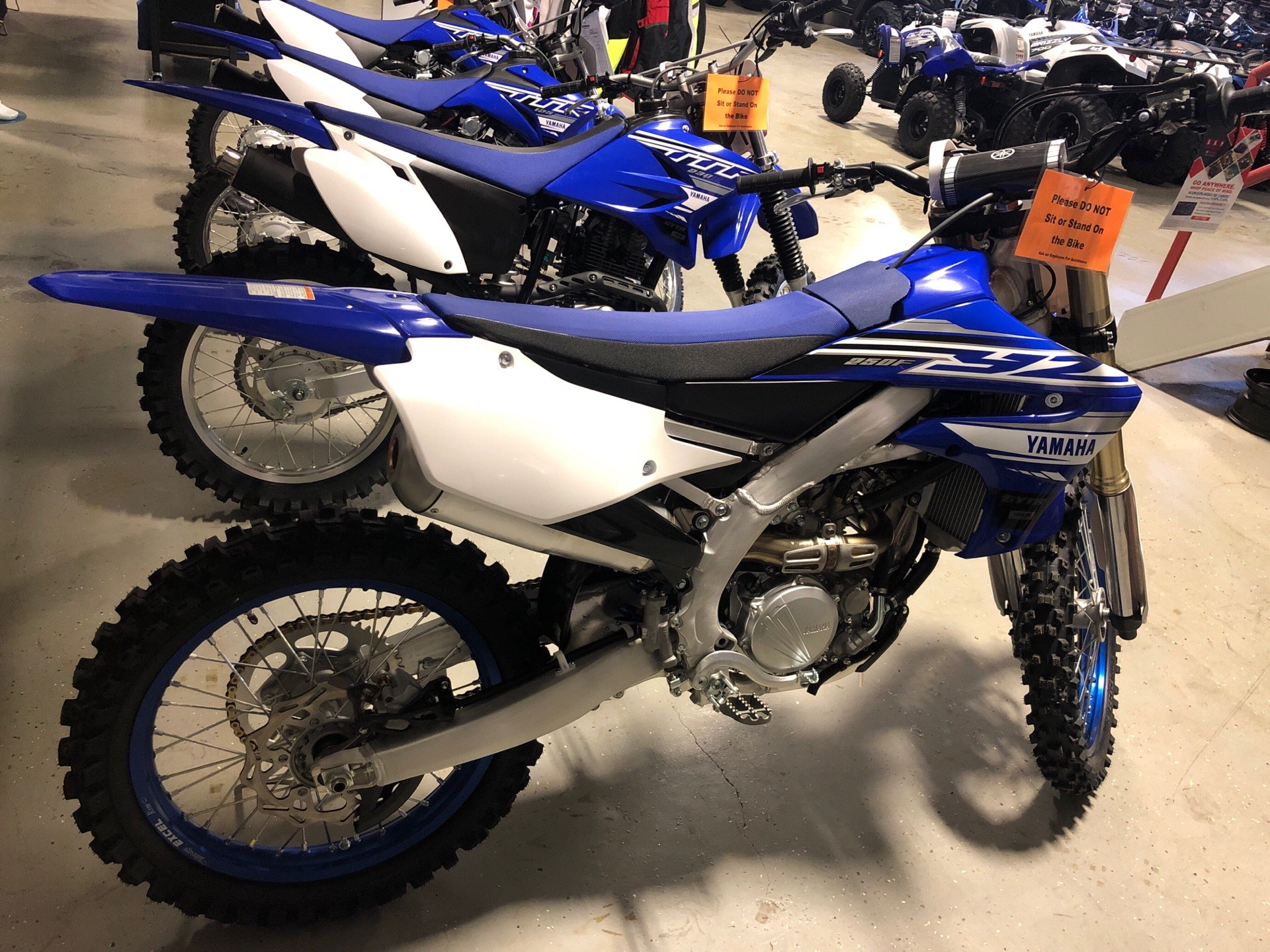 2019 YAMAHA YZ250FKL in Waco, Texas - Photo 3