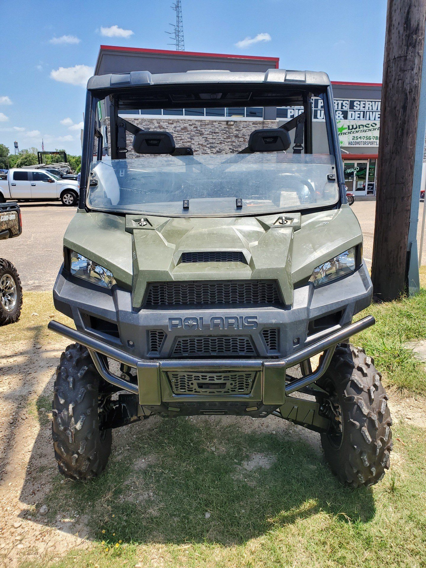 2016 Polaris Ranger XP 900 EPS in Waco, Texas - Photo 2