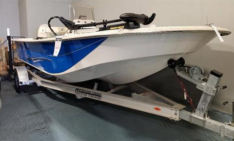 2018 Carolina Skiff 218 DLV in Waco, Texas - Photo 1