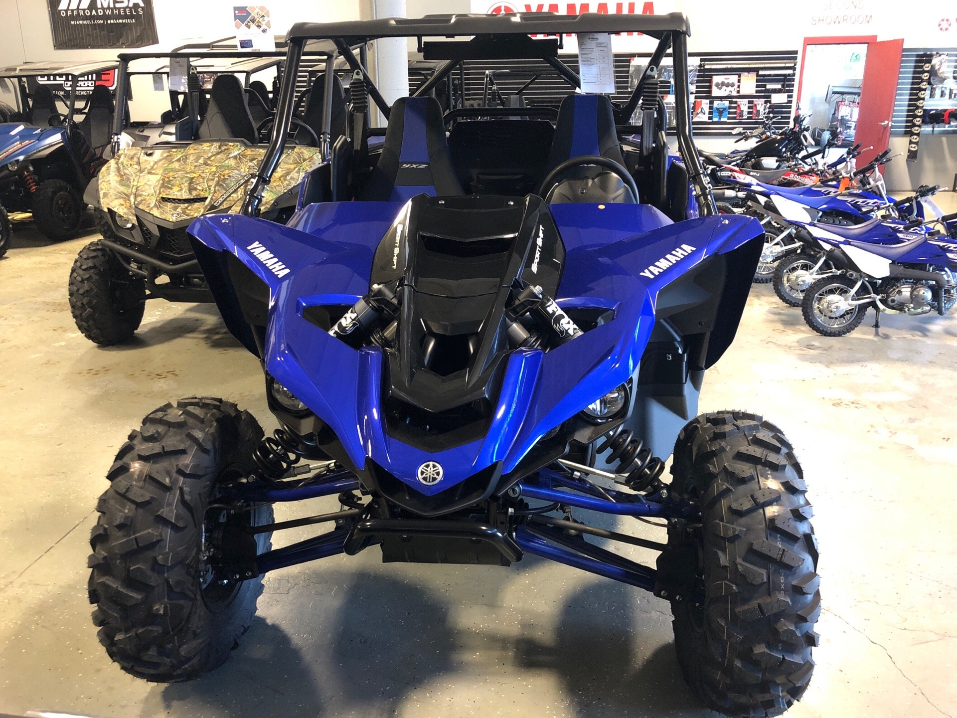 2019 Yamaha YXZ1000R SS SE in Waco, Texas - Photo 2