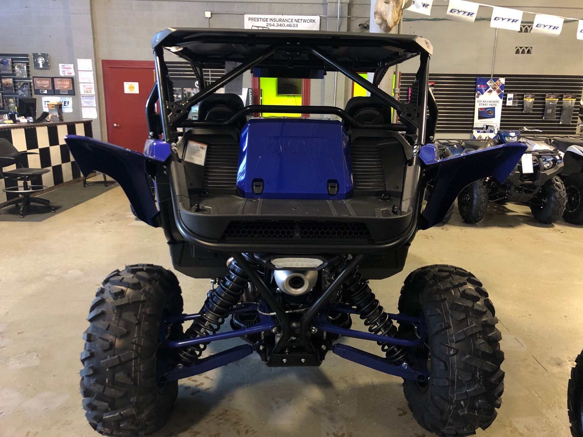 2019 Yamaha YXZ1000R SS SE in Waco, Texas - Photo 4