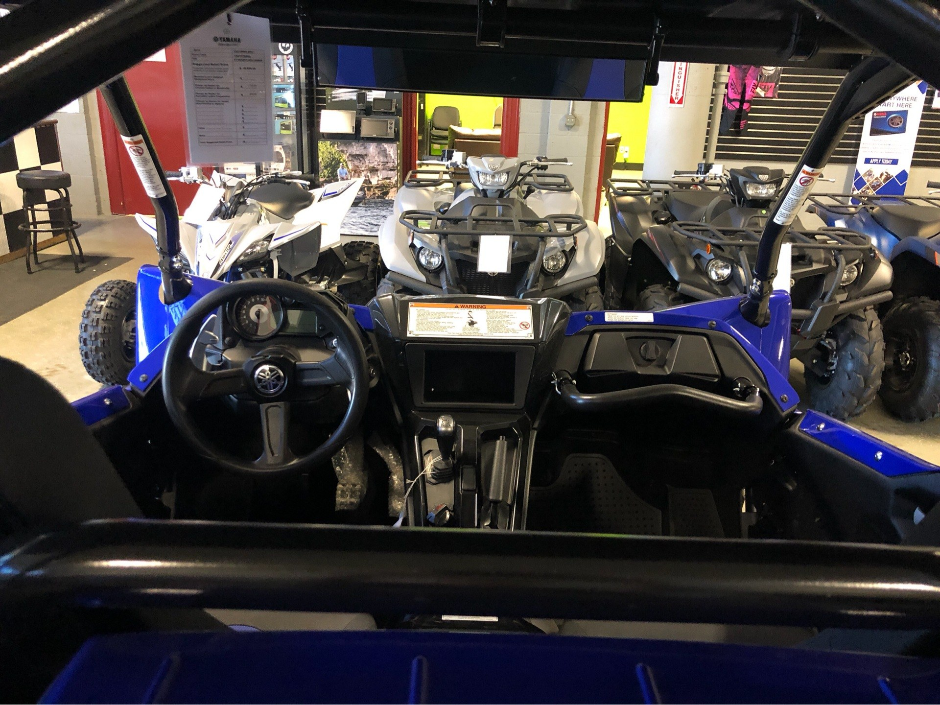 2019 Yamaha YXZ1000R SS SE in Waco, Texas - Photo 6