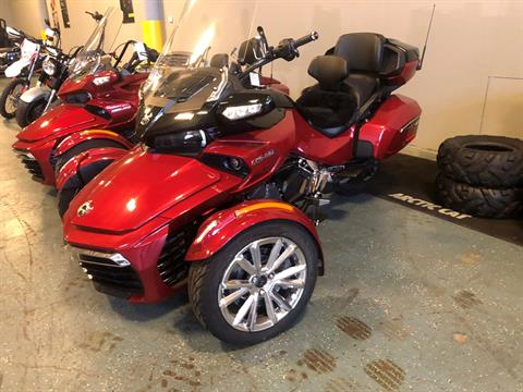 2017 Can-Am Spyder F3 Limited in Waco, Texas - Photo 1