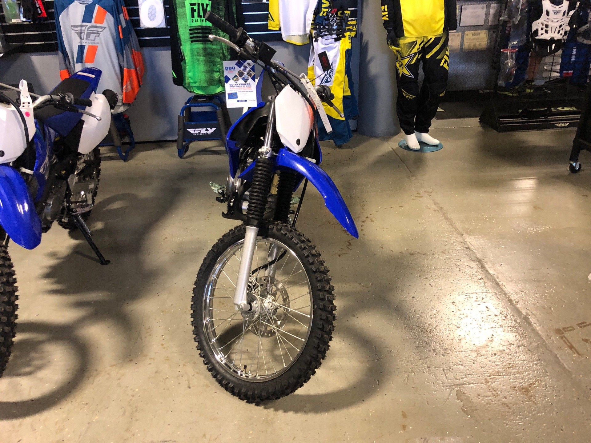 2019 Yamaha TT-R125LE in Waco, Texas - Photo 2