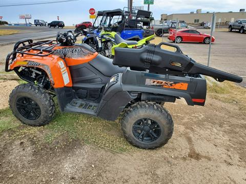 2016 Arctic Cat TBX 700 Special Edition in Waco, Texas