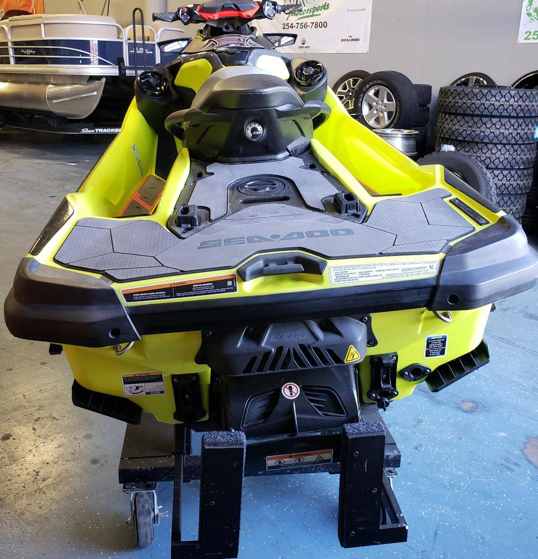2018 Sea-Doo RXT-X 300 IBR Incl. Sound System in Waco, Texas