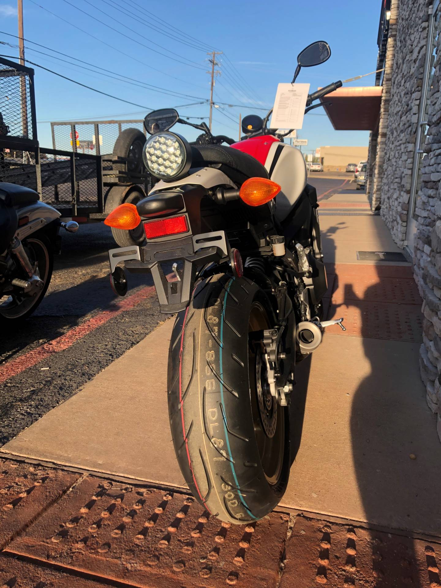 2020 Yamaha XSR900 in Waco, Texas - Photo 3