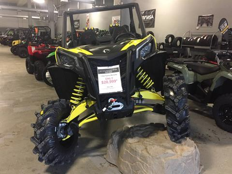 2019 Can-Am Maverick Sport X MR 1000R in Waco, Texas