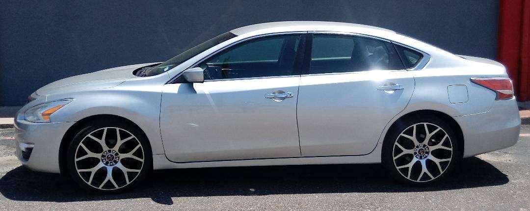 2014 Nissan Nissan Altima In Waco, Texas