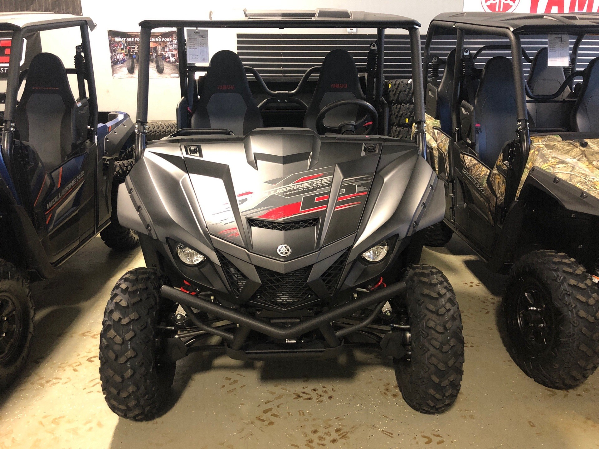 2019 Yamaha YXE85WPSKB in Waco, Texas - Photo 1