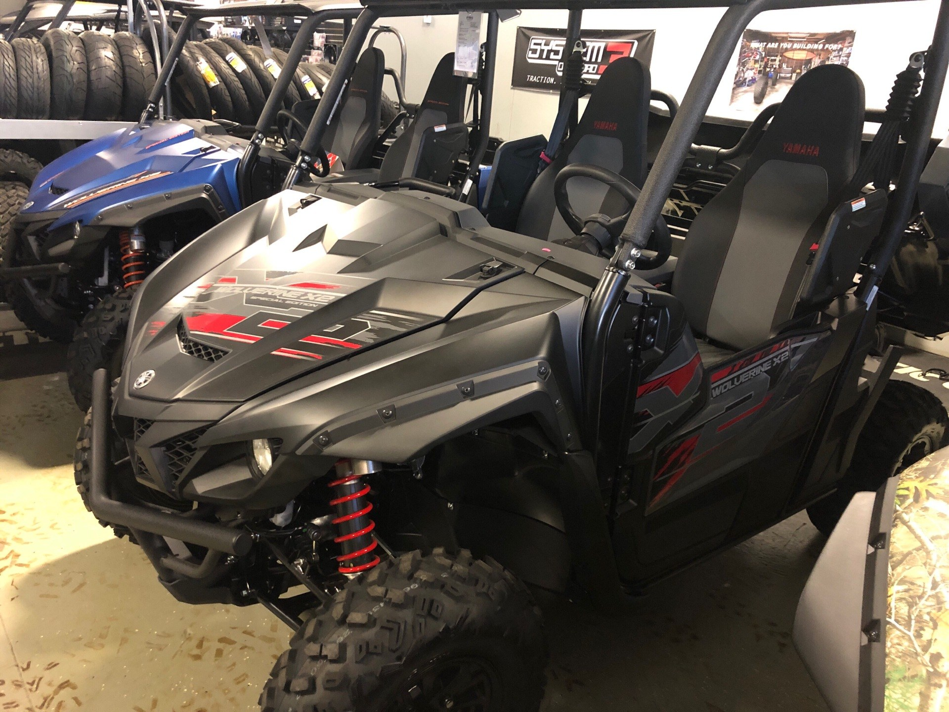 2019 Yamaha YXE85WPSKB in Waco, Texas - Photo 5