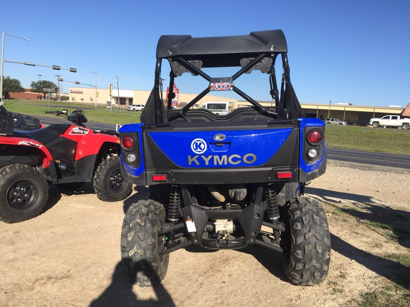2016 Kymco UXV 450i in Waco, Texas
