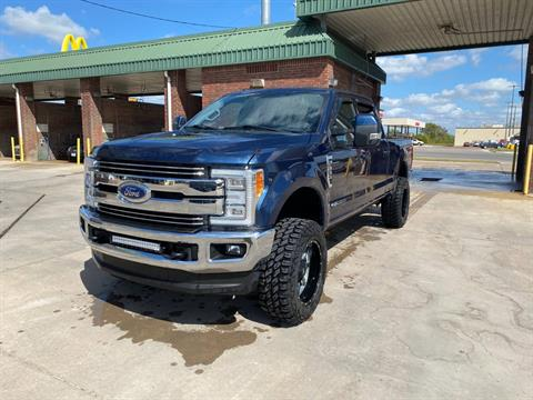 2017 Ford F-350 Lariat Ultimate Pkg 4x4 Diesel in Waco, Texas - Photo 9