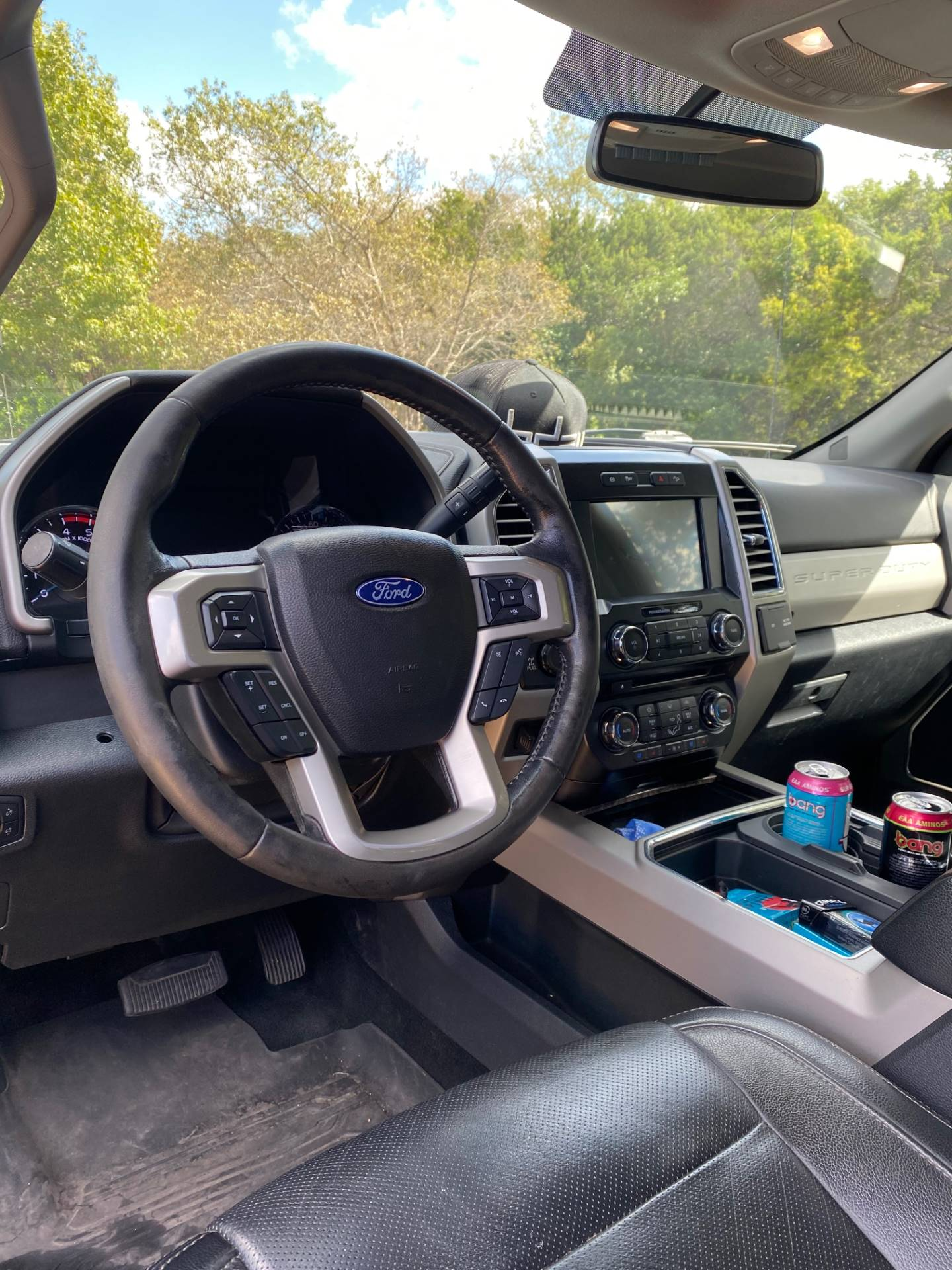 2017 Ford F-350 Lariat Ultimate Pkg 4x4 Diesel in Waco, Texas - Photo 10