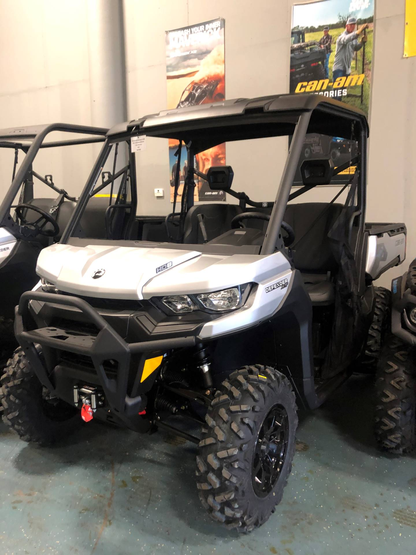 2021 Can-Am Defender XT HD8 in Waco, Texas - Photo 1