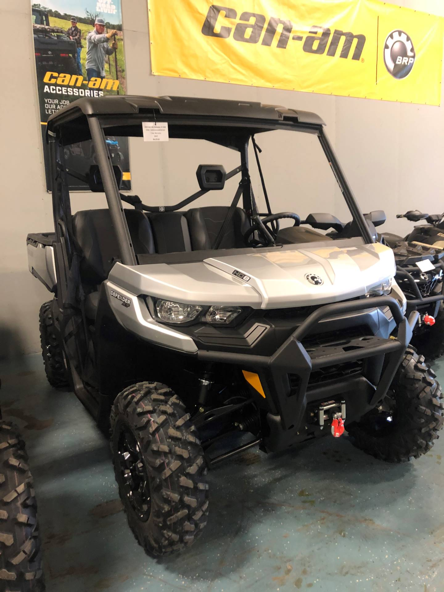 2021 Can-Am Defender XT HD8 in Waco, Texas - Photo 3