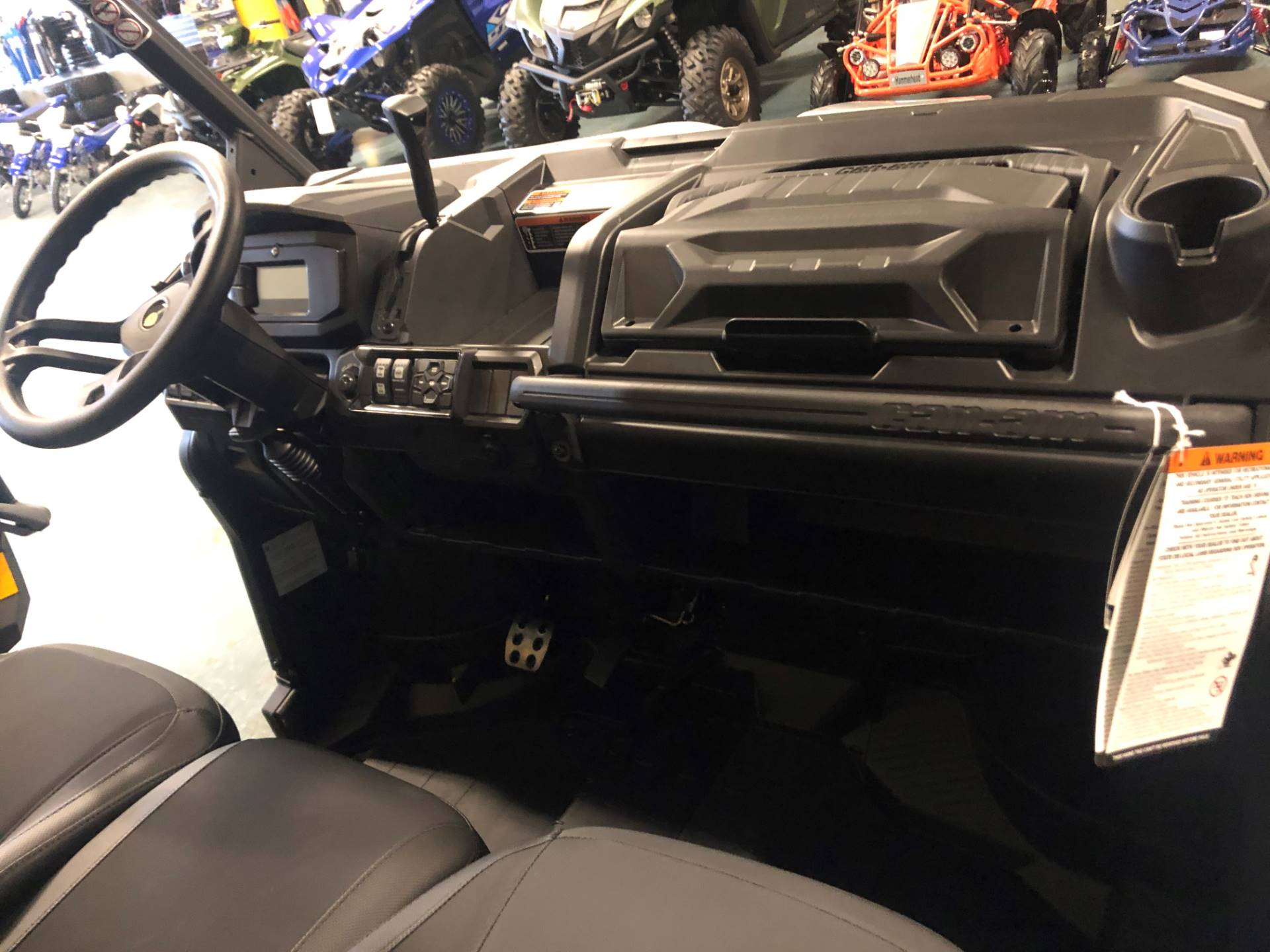 2021 Can-Am Defender XT HD8 in Waco, Texas - Photo 4