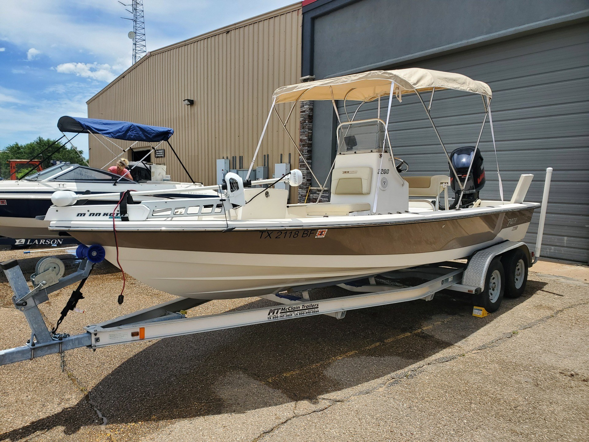 2009 Other PATHFINDER 2200 in Waco, Texas - Photo 1