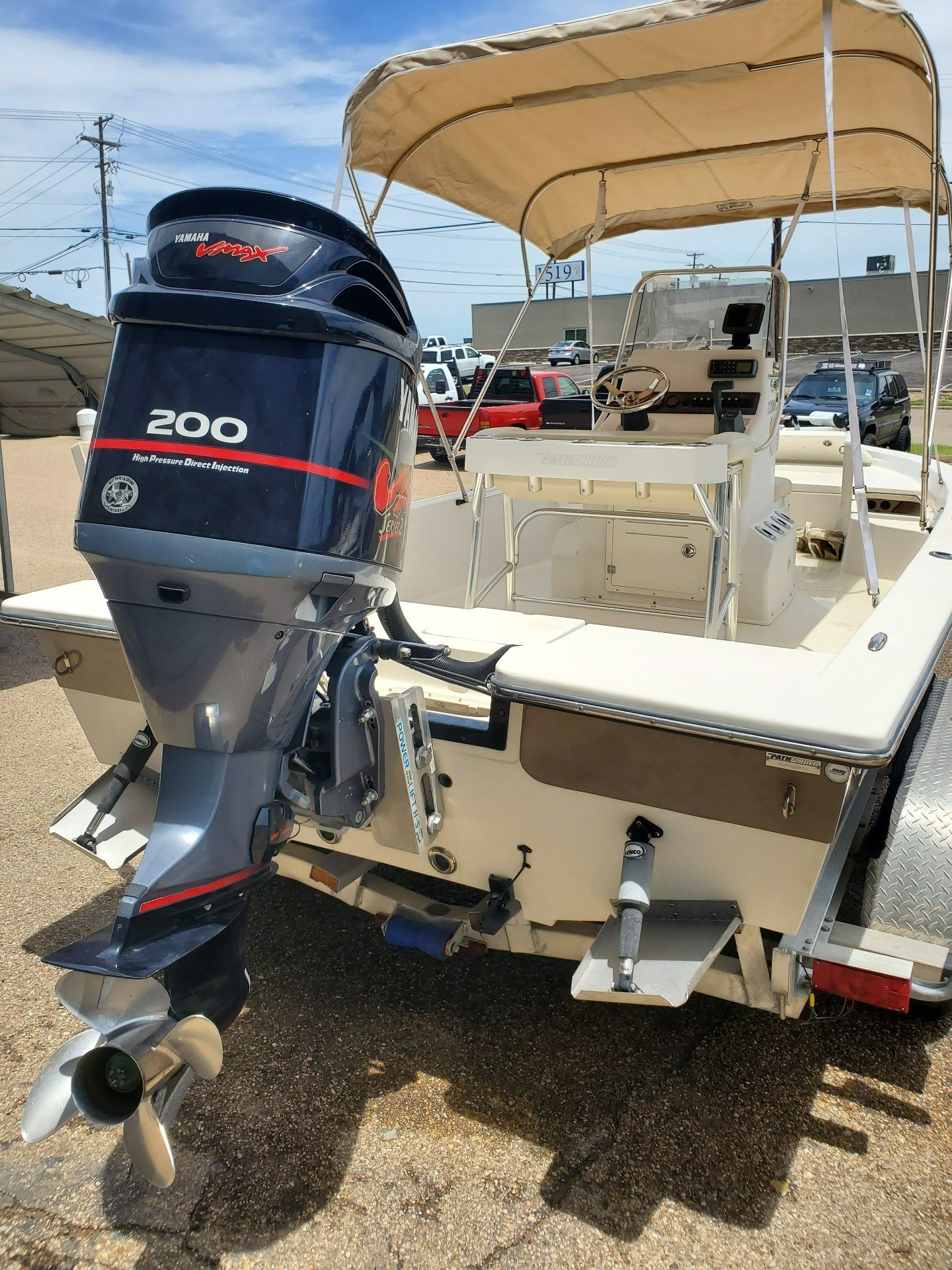 2009 Other PATHFINDER 2200 in Waco, Texas - Photo 4