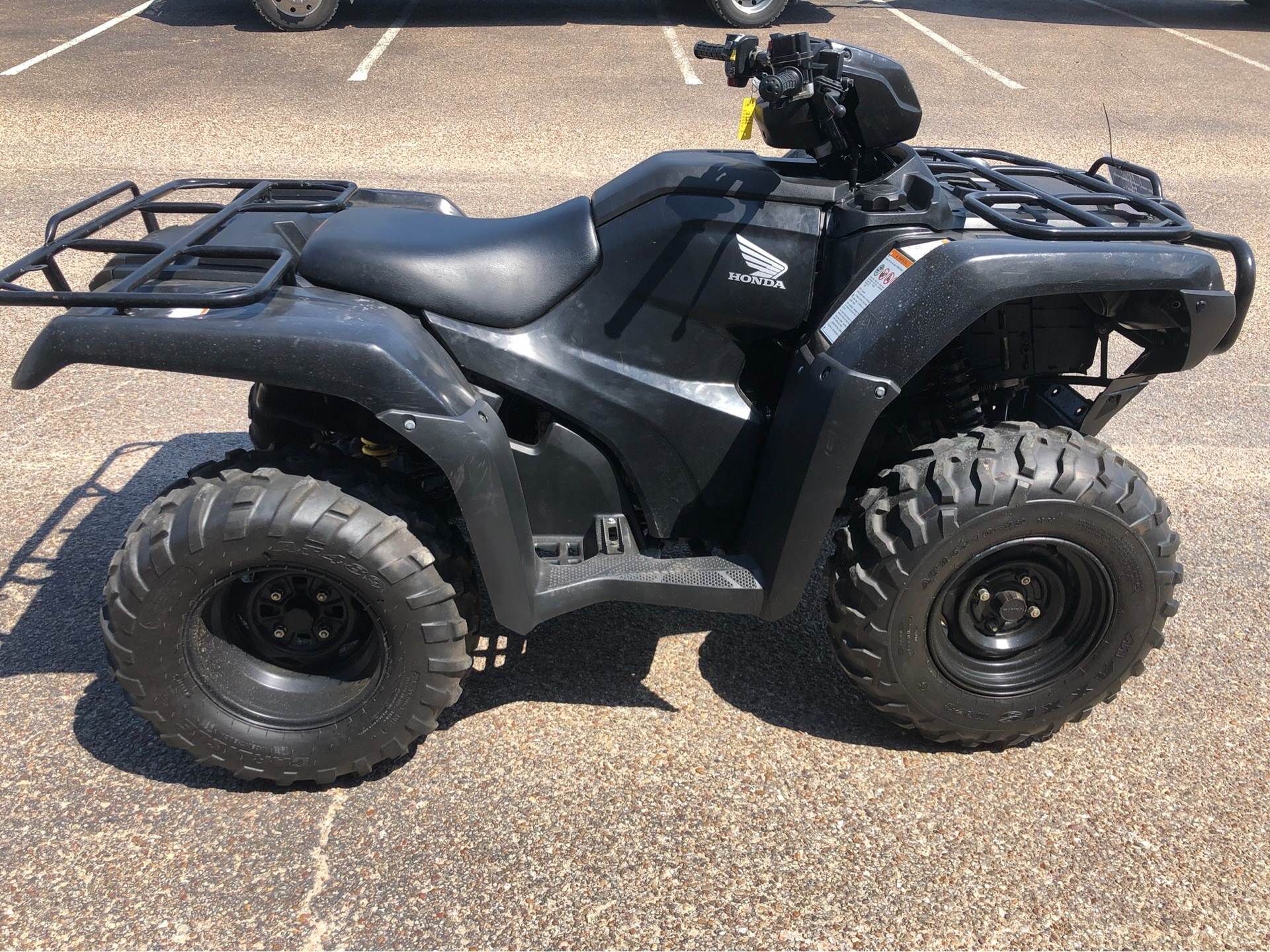 2015 Honda FourTrax® Foreman® 4x4 ES in Waco, Texas - Photo 4