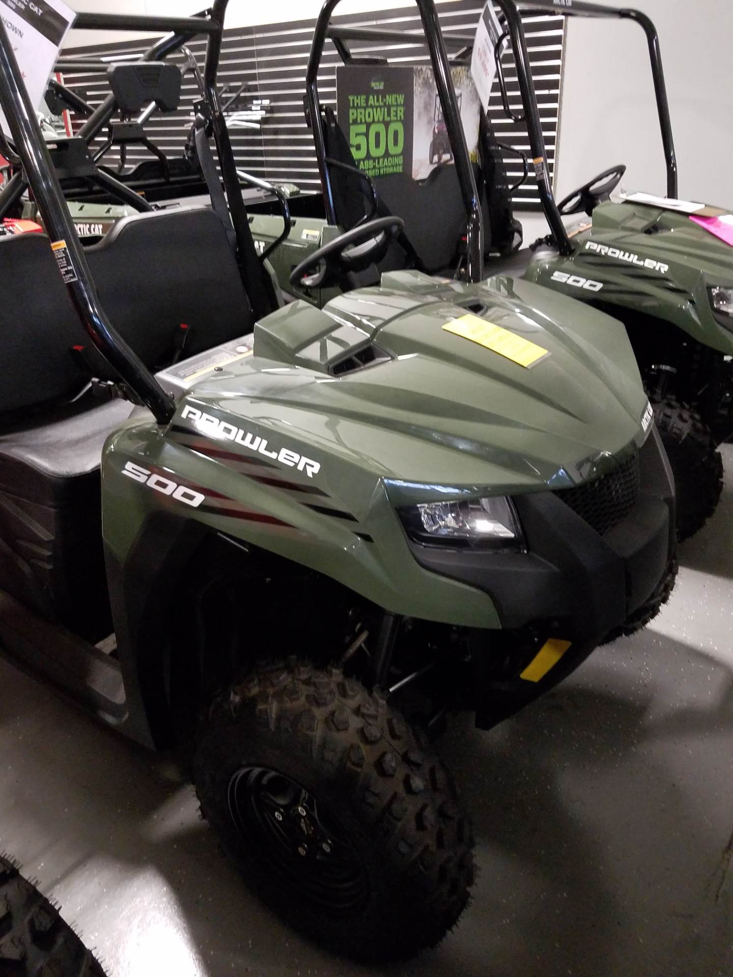 2016 Arctic Cat Prowler 500 in Waco, Texas