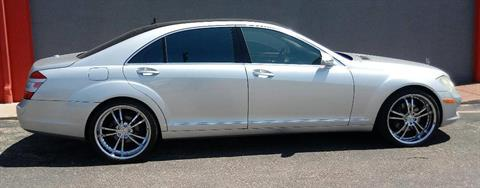 2007 Mercedes-Benz S550 in Waco, Texas