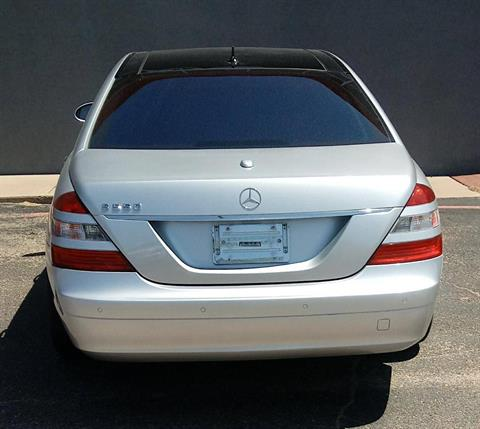 2007 Mercedes Benz S550 In Waco, Texas